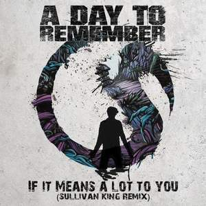 A[]Day To Remember - If It Means A Lot To You
