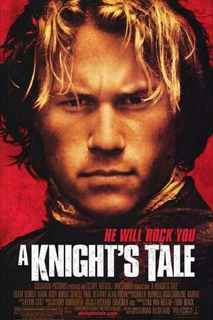 A Knight's Tale - We Are The Champions