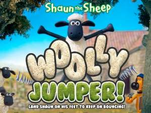 shaun sheep jump rope - 500×374