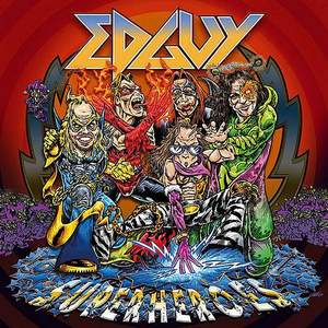 Edguy - SuperHeroes (Metal & Epic version)