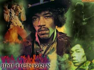Eminem vs Jimi Hendrix - Rock Phenomenon