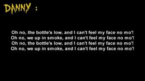 Hollywood Undead - Up in smoke