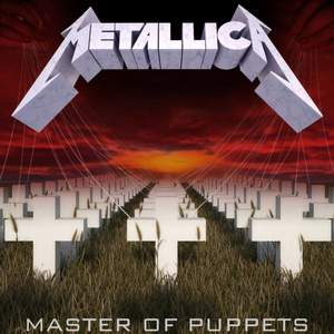 Metalica - Master of Puppets