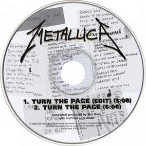 Metallica - Turn The Page(акустика)