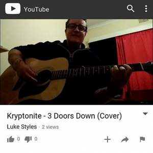 3 Doors Down - Kryptonite  (ACOUSTIC)
