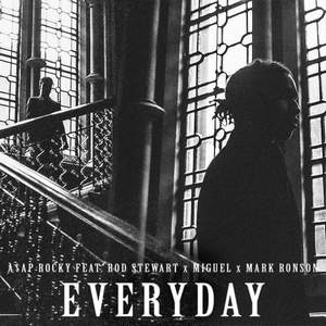 AAP Rocky - Everyday (feat. Rod Stewart x Miguel x Mark Ronson)