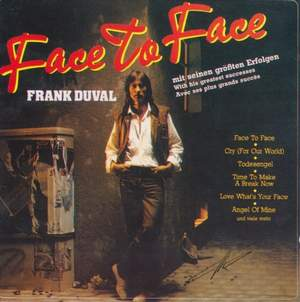 Frank Duval feat. Annette Waro - He Came From Space