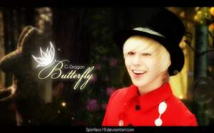 G-DRAGON - Butterfly