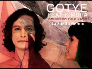 G.otye feat. Kimbra - Now you're just somebody that I used to know(cut)
