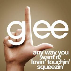 Glee Cast - 4 Minutes