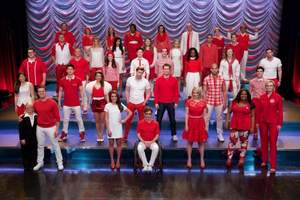 Glee Cast - I Lived