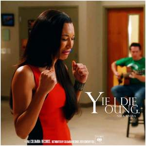 Glee Cast - If I Die Young (минус)