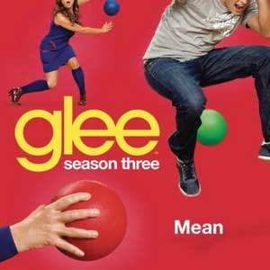 Glee cast - Mean (Taylor Swift cover)