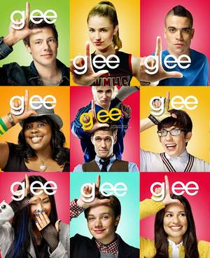Glee Cat - One, two, three