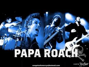 (R) Papa Roach - Forever (Acoustic Live)