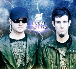 ( Рингтон ) Knife Party - Give It Up